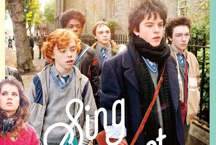 映画「シング・ストリート」の画像