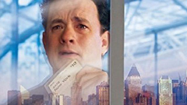 映画「ターミナル」のトム・ハンクスの画像