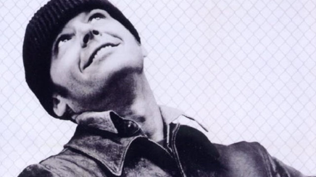 映画「カッコーの巣の上で」の主演ジャック・ニコルソンの画像