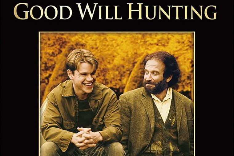 映画「グッド・ウィル・ハンティング/旅立ち」も画像